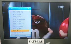 DVB-T2 Selenga T71. Прием цифрового ТВ в экстремальных условиях