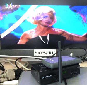 Качественный прием цифрового тв  DVB-T2/ DVB-C на ресиверах Ориел 421, 415, 101 нового   модельного ряда 2018г с поддержкой IPTV, Youtube и Мегого. Обзор на сайте в Новосибирске