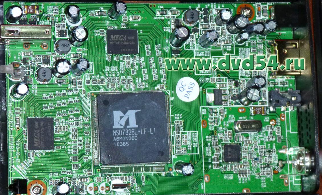 эфирный ресивер DVB-T JackTop
