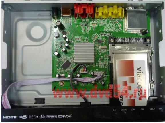 DVB-C ресивер Rolsen RDB-402