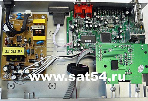 Globo 4060СХ - процессорная