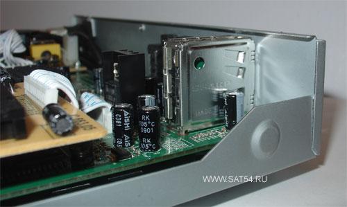 Ресивер Continent SD001 IR (