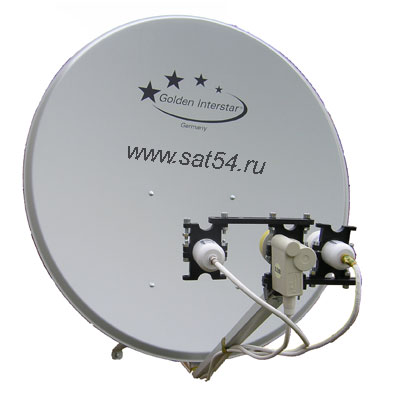 Спутниковая антенна,   оптовые продажи www.sat54.ru