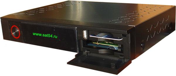 карты Радуга ТВ в ресивере