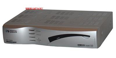 Цифровой ресивер General Satellite VA-7200