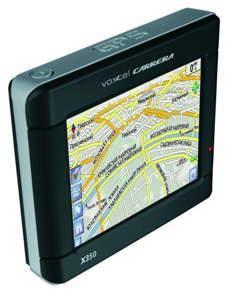 автомобильный GPS навигатор Voxtel на www.dvd54.ru