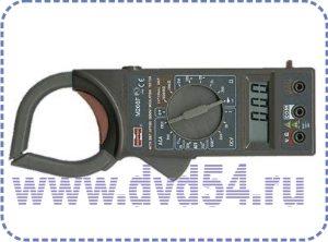Цифровой мультиметр Mastech m266f (токовые клещи)