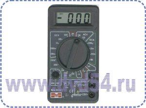 Цифровой мультиметр 832 Mastech Мастер