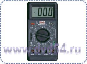 Мультиметр цифровой m890c Mastech Мастер