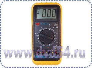 Цифровой мультиметр MY63 Mastech, Мастер, DT