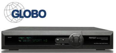 Цифровой спутниковый HDTV ресивер Globo 9500HD