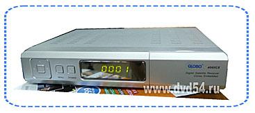 Цифровой спутниковый ресивер GLOBO 4060CX и 4060CX  Plus