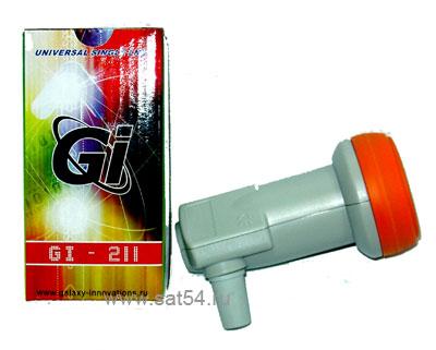 Универсальный одиночный конвертор Gi-211