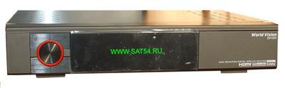 Цифровой спутниковый ресивер World Vision S910IR HD