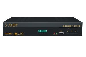 BigSAT Golden 1 CR HD
