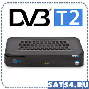 Эфирный тв приемник (DVB-T2) Globo GL60