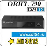 DVB-T2 приставка Oriel 790
