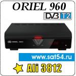 приемник dvb-t2 Oriel 960