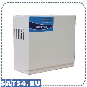 РУБЕЖ ИВЭПР 12/2 - ИБП 12 вольт для систем видеонаблюдения и сигнализации
