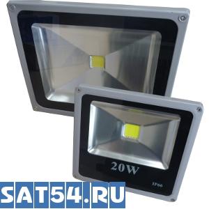 Светодиодный прожектор СД 50W