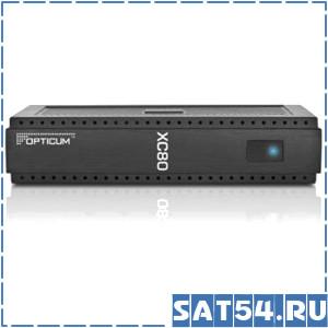 DVB-C ресивер OPTICUM XC80