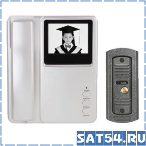 Видеодомофон JS-228M