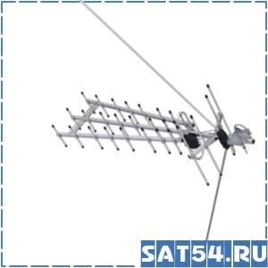 Антенна уличная Тритон-M-DX  ( активная, всеволновая)