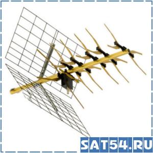 Уличная DVB-T2 антенна Funke ABM3529 (активная)