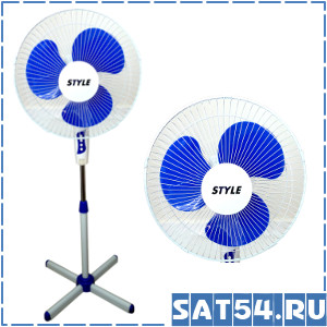 Вентилятор напольный STYLE ST 1001