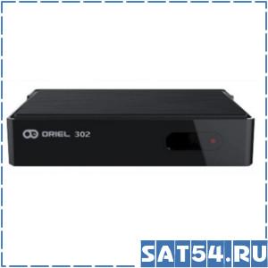 Приставка цифрового ТВ (DVB-T2) Oriel 302