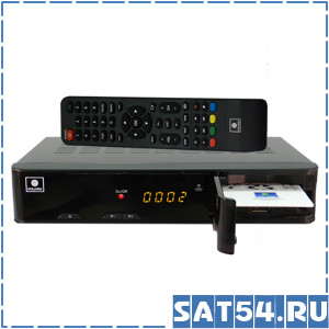 Спутниковый ресивер NTV-PLUS 1 HD VA НТВ ПЛЮС