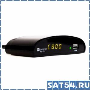 Приставка цифрового ТВ (DVB-T2) Digifors HD 75
