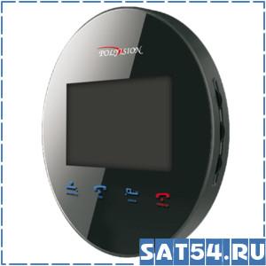 Видеодомофон  PVD-4S v.5.3 черный