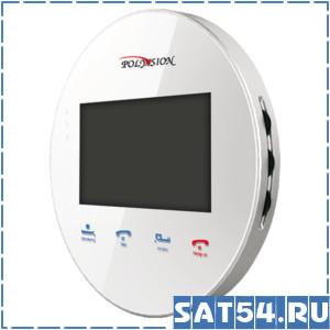 Видеодомофон  PVD-4S v.5.3 белый