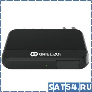 Приставка цифрового ТВ (DVB-T2) Oriel 201