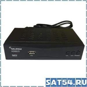 Приставка цифрового ТВ (DVB-T2) SELENGA HD860D