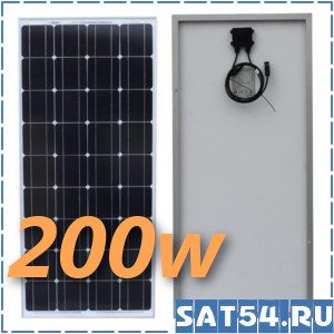 Панель солнечная SLD-12