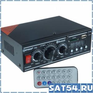 Усилитель звука WVNGR WG-777BT