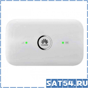 Маршрутизатор 4G/3G Huawei E5573 (wi-fi)