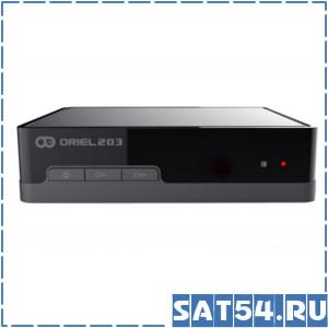 DVB-T2 приставка Oriel 203