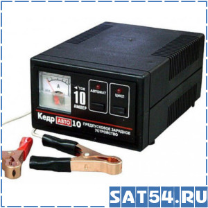 Зарядно-предпусковое устройство «Кедр-авто-10» (10A 12В)