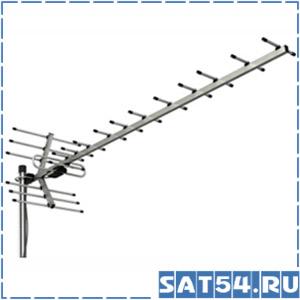 Антенны наружные серии Меридиан (07F, 07AF, 07AF Turbo, 12F, 12AF, 12AF Turbo, 60F, 60AF Turbo)