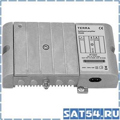 Усилитель телевизионный TERRA HS 200