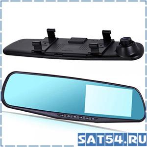 Автовидеорегистратор зеркало HAD-51 (TDS TS-CAR18)