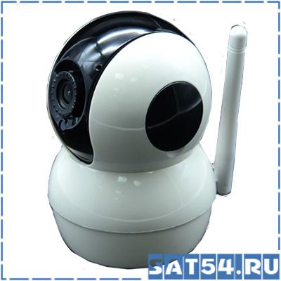 WI-FI Видеокамера IP VP-W21 (3.6мм, 1080*720, TF до 128Гб)