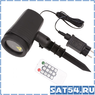 Лазерный проектор Огонек LD-51