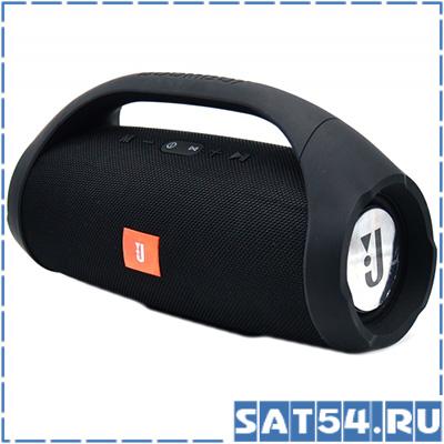 Портативная MP3 колонка Bluetooth BOOM BOX (15W/ AUX-3.5мм/ USB / TF/3.7В/10000mA, аккум)