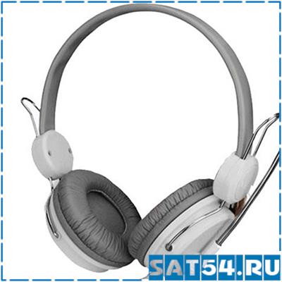 Накладные наушники с микрофоном HYUNDAI HY-H6150 (20 Гц-20,000 Гц, шнур 2м)