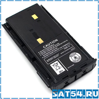 Аккумулятор для рации Kenwood TK-3107 (KNB-14/1300/7.2v)