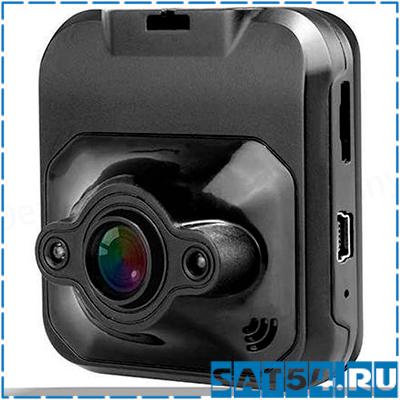 Автомобильный видеорегистратор Q1 (TS-CAR09) (диспл. 1.6 TFT, камера 1920x1080, датчик удара/движ., память до 32Гб)